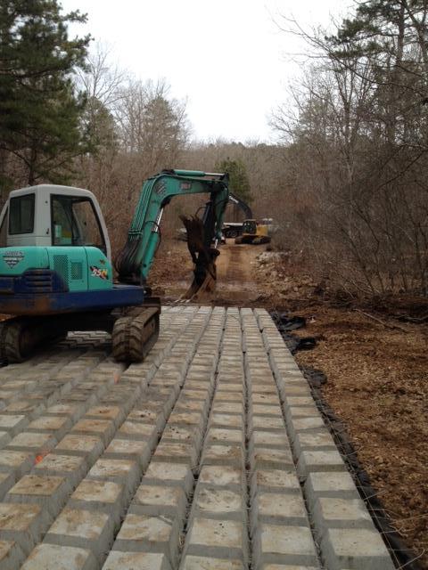 Godi Excavation_Low Water Crossing 2