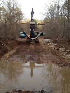 Godi Excavation_Low Water Crossing 4