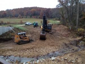 Godi Excavation_Creek Cleaning 5